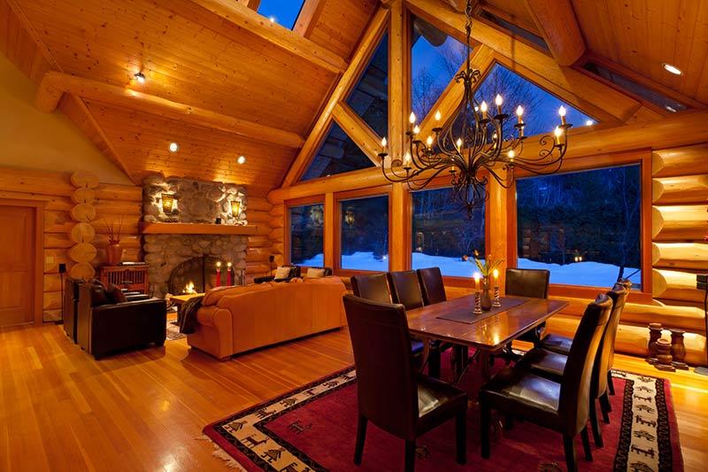 Creekside Villa, Whistler, bydlení v Kanadě