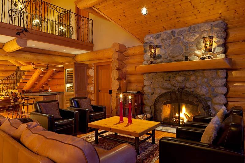 Creekside Villa, Whistler, lyžování v Kanadě
