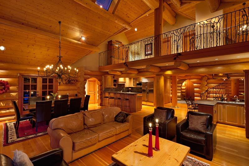 Creekside Villa, Whistler, luxusní horské sídlo v Kanadě