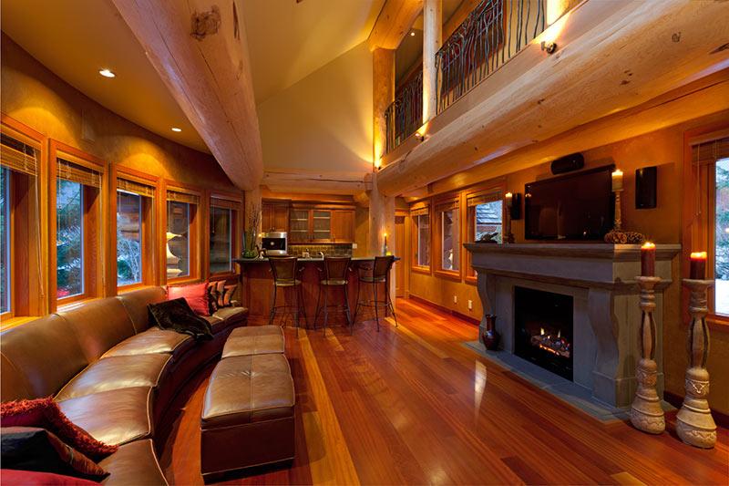 Creekside Villa, Whistler, dovolená v Kanadě