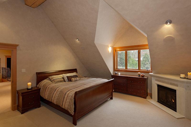 Creekside Villa, Whistler, horské bydlení snů