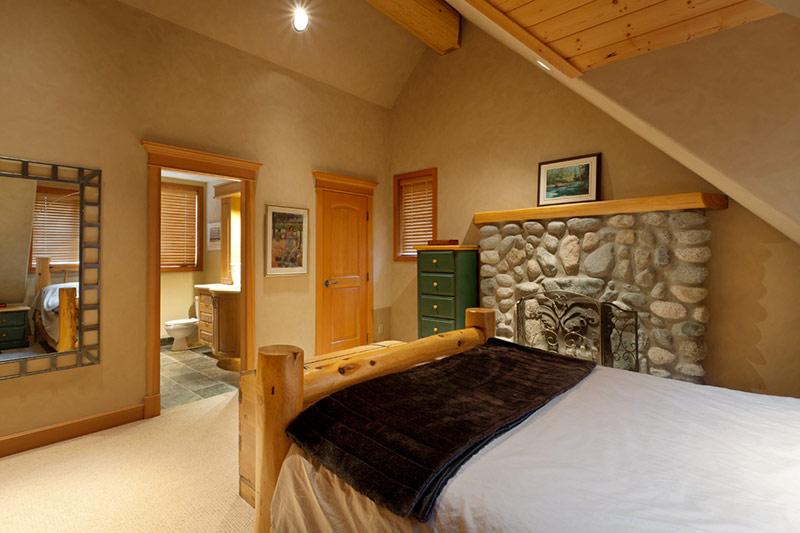 Creekside Villa, Whistler, bydlení jak má být