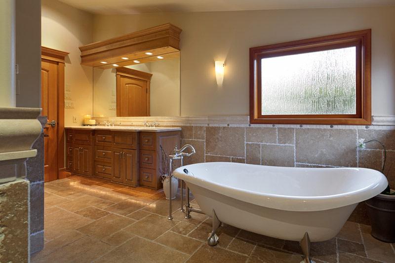 Creekside Villa, Whistler, inspirace bydlení, Kanada