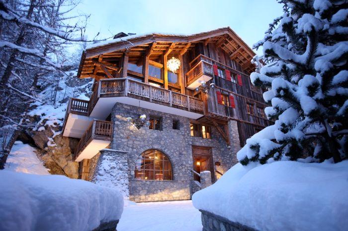 Val-d'Isère, Francie, bydlení ve Francii