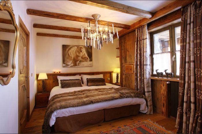 Val-d'Isère, Francie, horské bydlení snů