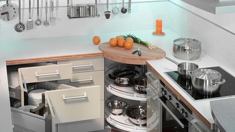 kuchyňské linky inspirace
