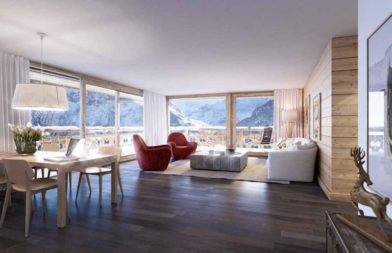 bydlení v Grindelwaldu, Švýrarsko