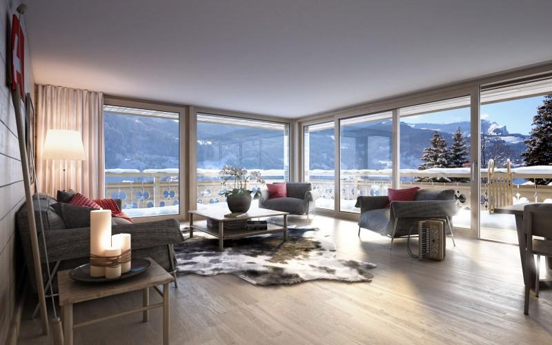 bydlení ve švýcarsku