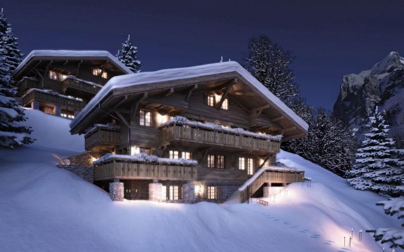 Pohádková chata, kde by chtěl asi každý i žít :-)