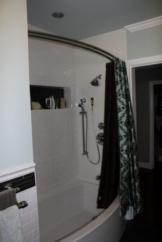 Bydlení - přestavba: konečný vzhled - vana