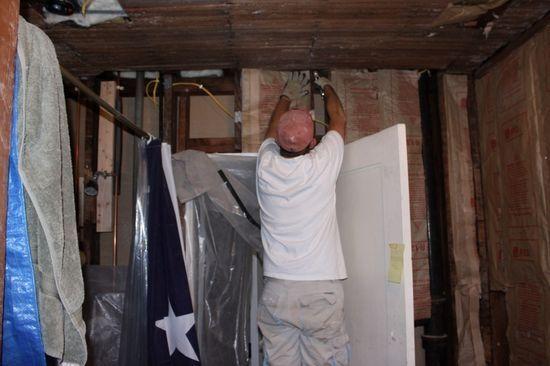 Bydlení - přestavba: izolování