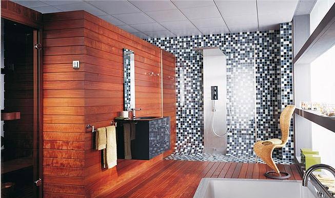 koupelnové obklady na zeď