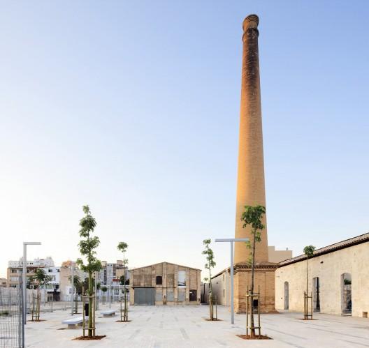 Revitalizace průmyslového areálu na Mallorce