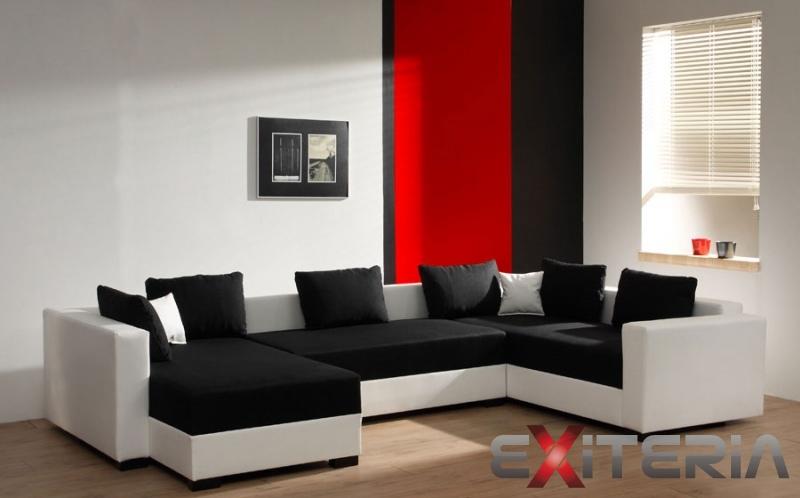 Sedací souprava je základem každého obývacího pokoje, autor: mt-nabytek