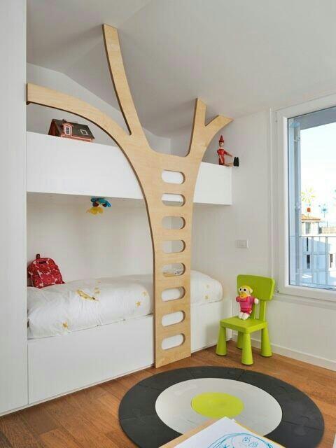 inspirace pokoj pro děti