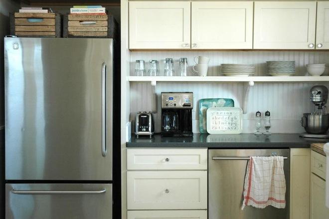 kuchyně do malého bytu