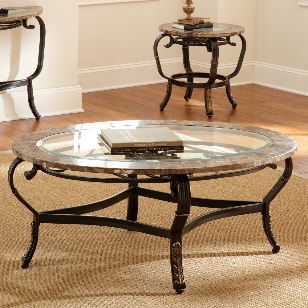 A-darker-glass-coffee-table-is-an-illuminating-piece